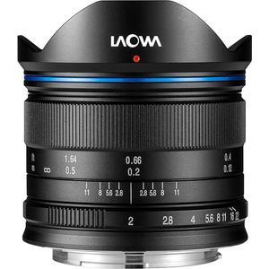 Laowa 7.5mm f/2 MFT - schwarz, Standard Version