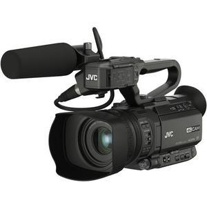 Camcorder GY-HM180E schwarz
