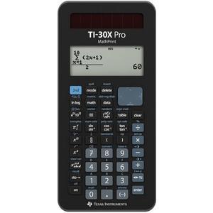 Taschenrechner TI-30XP Pro Mathprint
