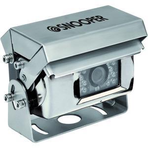 Rückfahrkamera mit Motorschutzklappe - 12V