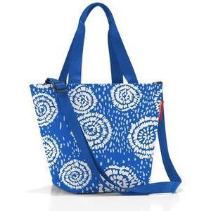 Tasche Shopper XS batik strong blue, 4l, 31 x 21 x 16