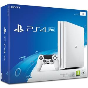Playstation 4 Pro 1TB - weiss