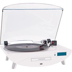 TT401CD Plattenspieler - Weiss