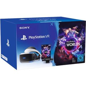 CUH-ZVR2 PlayStation VR (V2) inkl. Kamera + VR Worlds (USK)