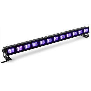 BUVW123, LED 2-in-1 UV-Bar, 12x 3W, 610mm