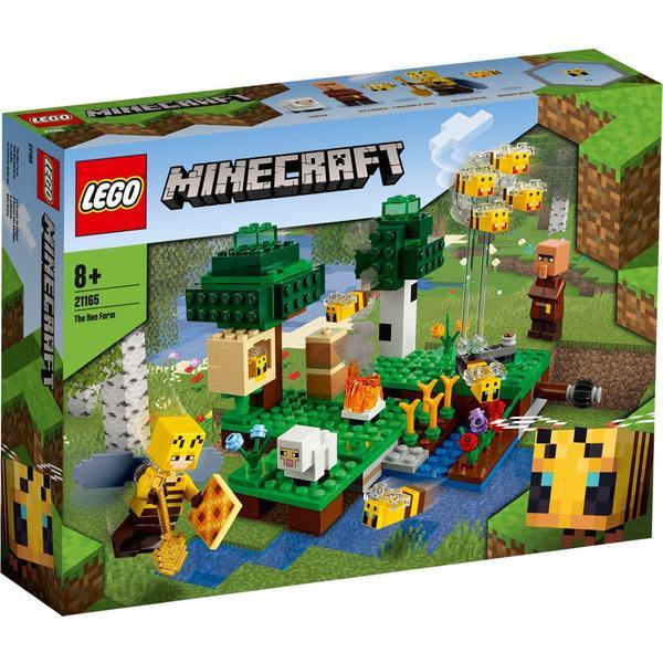 Minecraft - Die Bienenfarm