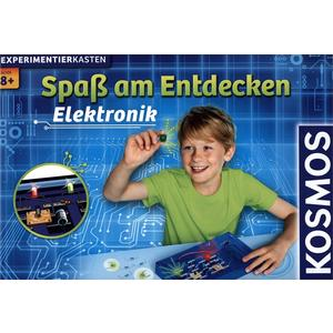 Spass am Entdecken: Elektronik