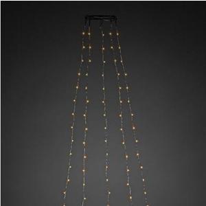 LED Baummantel App gesteuert 240 LED, reagiert auf Musik, L: 240cm