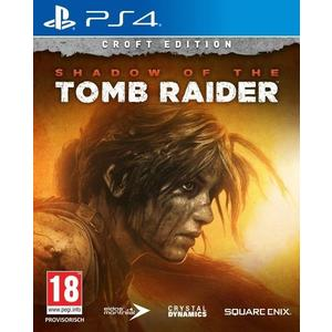 Shadow of the Tomb Raider Croft Edition [PS4] (D)