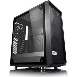 Meshify C Tempered Glass - schwarz