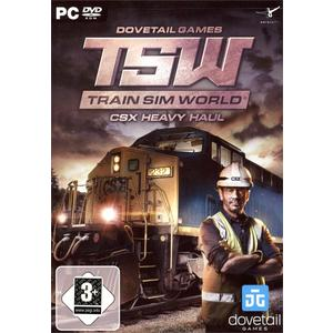 Train Sim World: CSX Heavy Haul [DVD] [PC] (D)