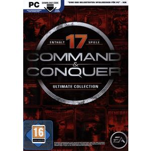 Command & Conquer: Ultimate Collection (PC,D)