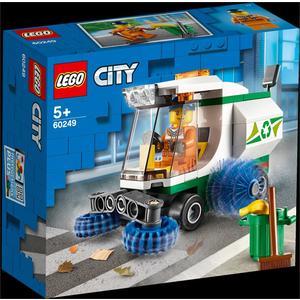 City - Strassenkehrmaschine