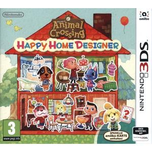 Animal Crossing: Happy Home Designer [3DS] (D)
