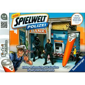 tiptoi: Spielwelt - Polizei SEK-Einsatz