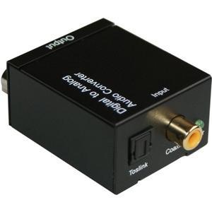 Audio Konverter - Digital nach Analog