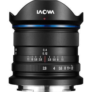 Laowa 9mm f/2.8 Zero-D, schwarz, MFT