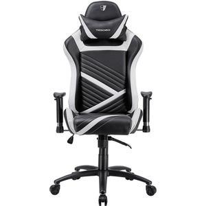 Gaming Stuhl F700 Zone Speed - schwarz/weiss