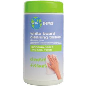 Whiteboard-Reinigungstücher 100 Stück