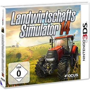 Landwirtschafts- Simulator 2014 [3DS] (D)