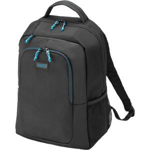 "Spin Backpack 14""-15.6"" schwarz/blau"