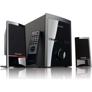 M-700U Aktivbox 2.1 - schwarz