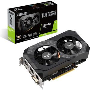 GeForce GTX 1660 TUF Gaming OC - 6GB