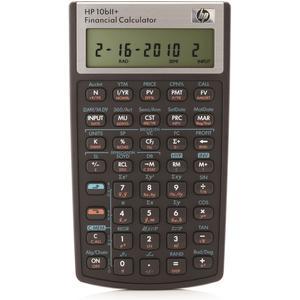 HP 10BII+ kaufm. Finanzrechner englisch/französisch