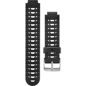 Uhrenarmband für Forerunner 230/235/630 - schwarz/weiss