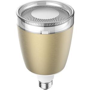 Pulse Flex (LED+JBL Speaker), E27, 470lm, gold