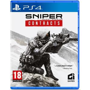 Sniper Ghost Warrior Contracts (PS4) (DE)