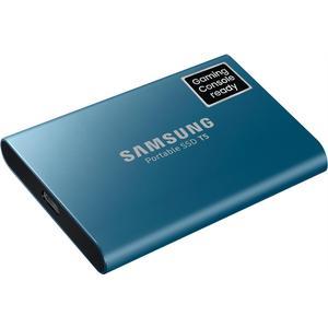 Portable SSD T5 - 500GB - blau