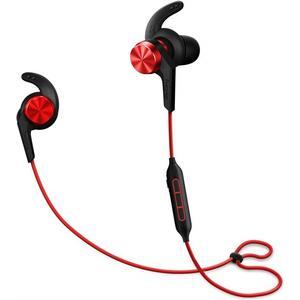 E1018 iBFree Sport In-Ear Headphones - rot