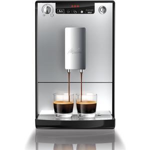 Caffeo Solo - silber/schwarz