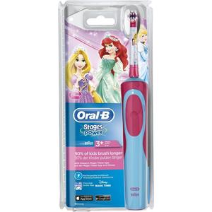 Oral-B Stages Power elektrische Zahnbürste Disney-Prinzessinnen
