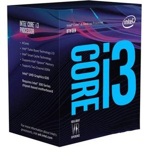 Core i3-8100 (3.60GHz / 6MB) - boxed