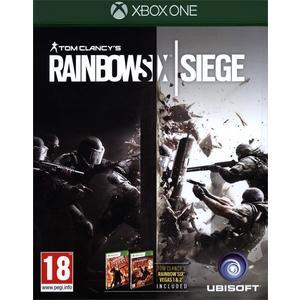 Tom Clancy's Rainbow Six Siege [XONE] (D/F/I)