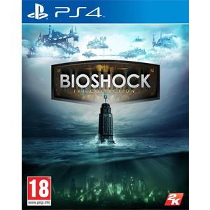 BioShock Collection (PS4,D)