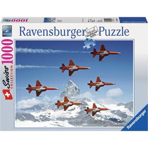 Patrouille Suisse - Puzzle [1000 Teile]