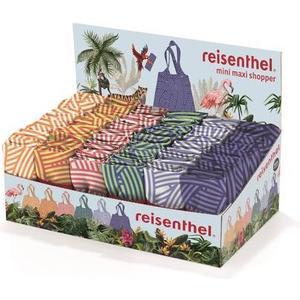 Einkaufstasche mini maxi shopper Display mit 48 Taschen - collection 28