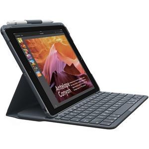 Tablet Tastatur Cover Slim Folio iPad 5th/6th Gen - Schweiz