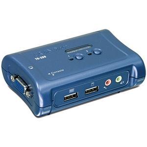 TK-209K - 2-Port VGA/USB/Audio
