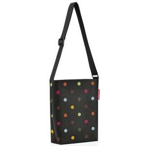 Schultertasche shoulderbag S dots, 29 x 28.5 x 7.5 cm, 4.7 l