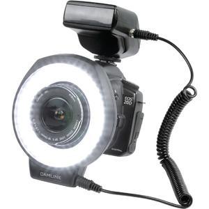 On-Kamera 80 LED Kamera-Ring-Licht