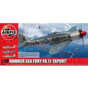 Hawker Sea Fury FB.11 Export 1:48
