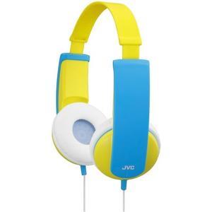 HA-KD5-Y Kinderkopfhörer - blau/gelb