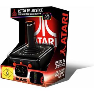 Atari 2600 Vault PC USB Joystick inkl. 100 Steam Games