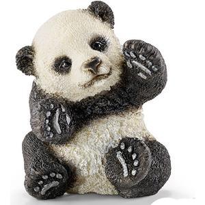 Wild Life Panda Junges, spielend