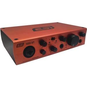 U22XT USB 2.0 Audiointerface, 2IN x 2OUT