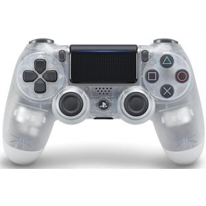 Dualshock 4 Wireless Controller - crystal [PS4]